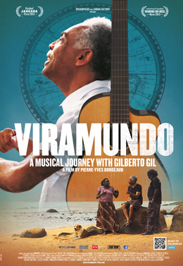Viramundo - A Musical Journey with Gilberto Gil