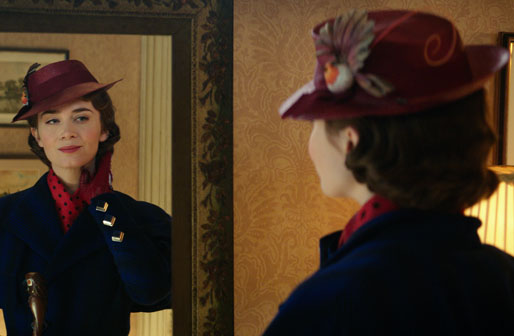 Mary Poppins Returns (Mary Poppins' Rückkehr)