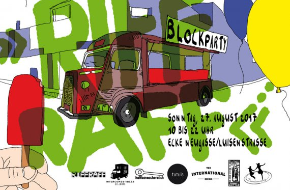 Riffraff Blockparty